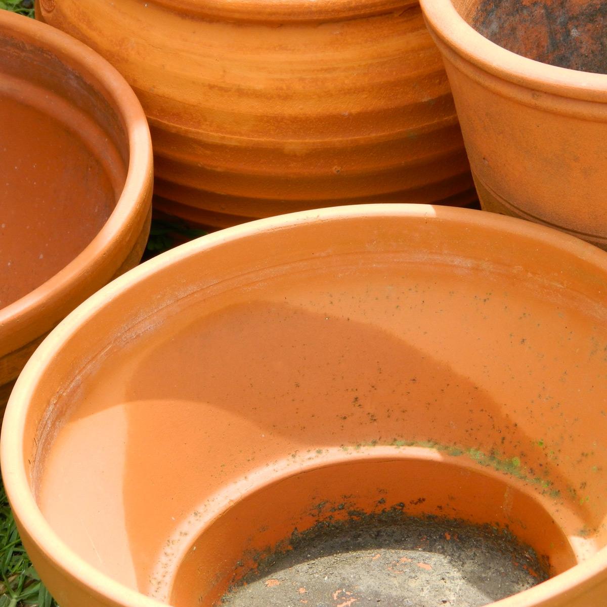 Smart pot, Pots de production et pots décoratifs